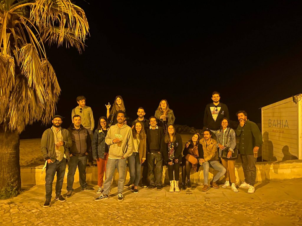 Get to know the Tech Recruitment agency Damia Portugal team